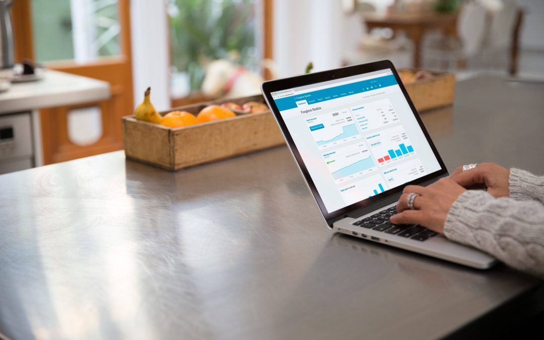Working from home with Xero