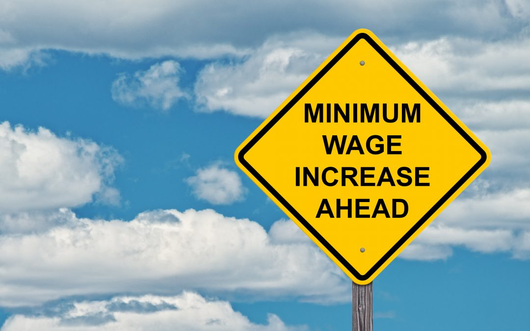 Minimum Wage Increases by 1.75%