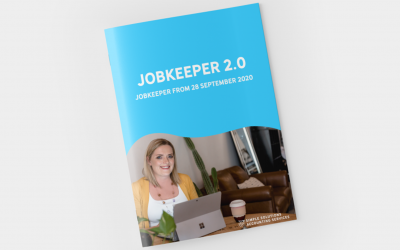 JobKeeper from 28 September 2020