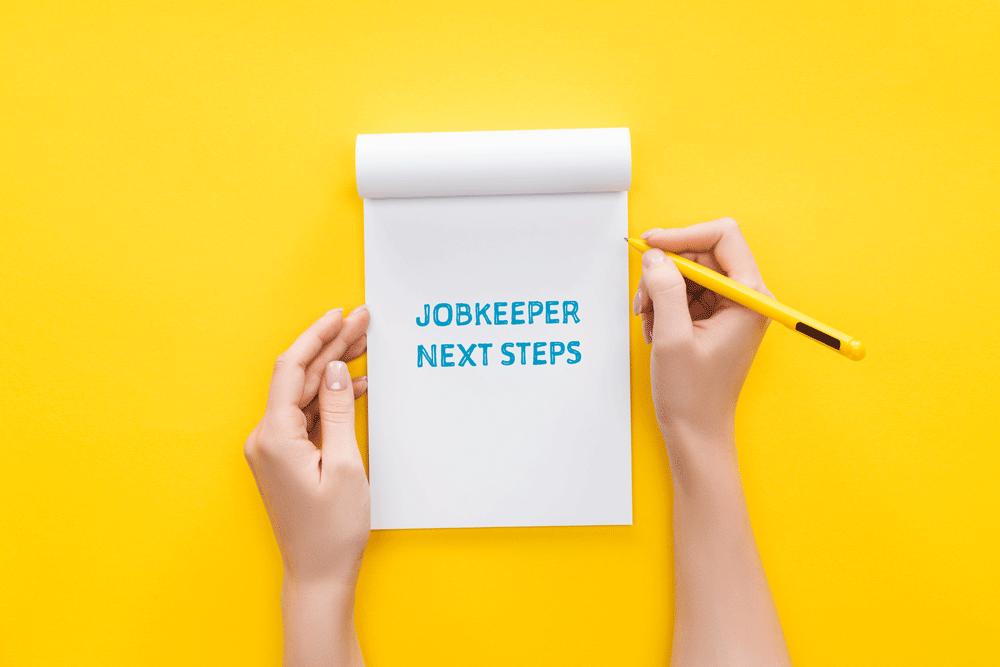 JobKeeper: The next steps