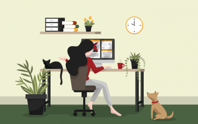 80¢ per hour work-from-home deduction method extended